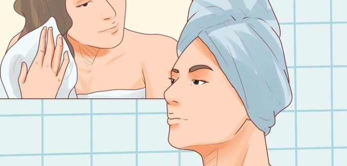 6 اضرار للاستحمام بالماء الحار على البشرة والشعر