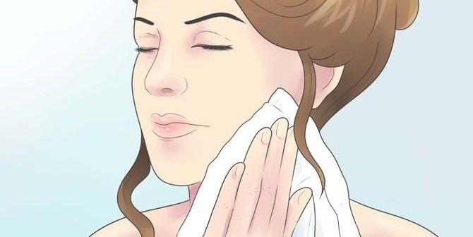 10 خطوات جمالية لبشرة مشرقة دائما