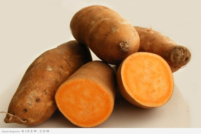 8 فوائد صحية للبطاطا الحلوة