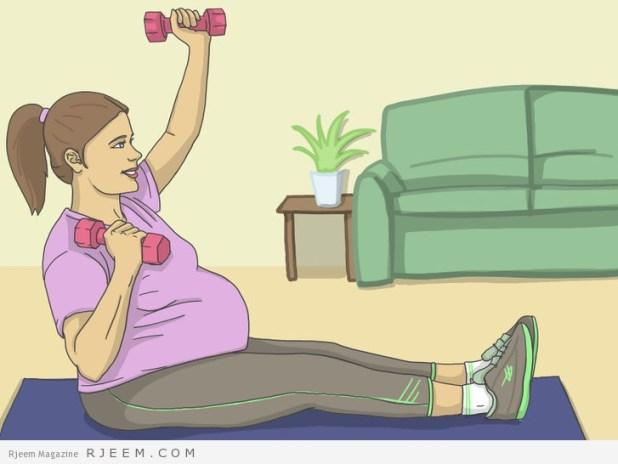 5 طرق لعلاج احتباس الماء للحامل