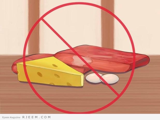 10 نصائح لمرضى الكولسترول