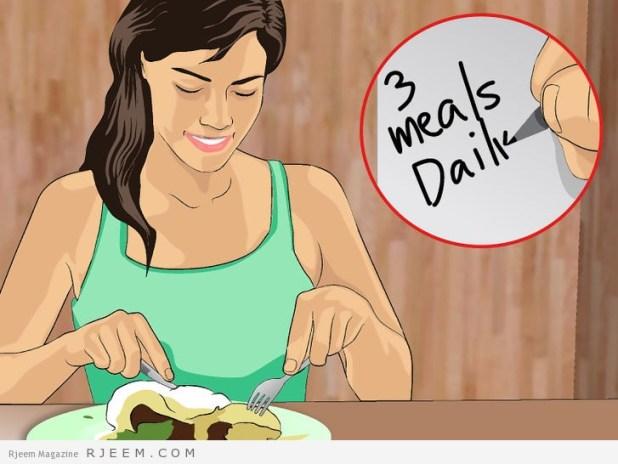 6 طرق للتخسيس اثناء العمل
