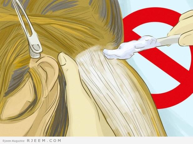8 نصائح لصبغ الشعر منزليا بطريقة امنه