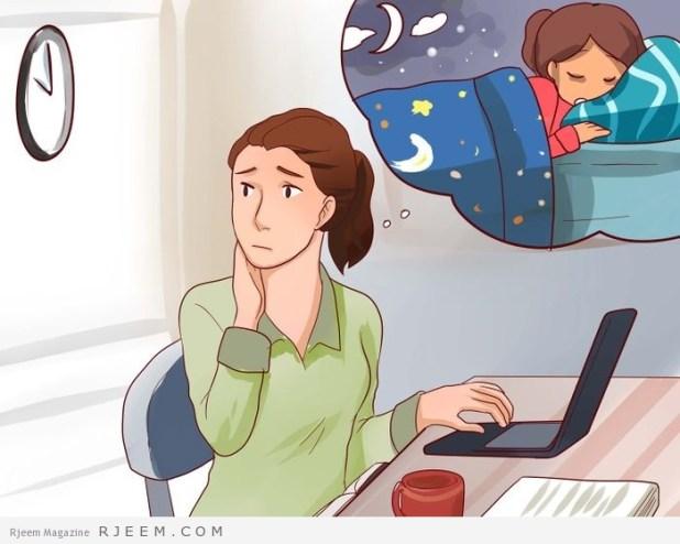 5 نصائح للتخلص من ضغط العمل
