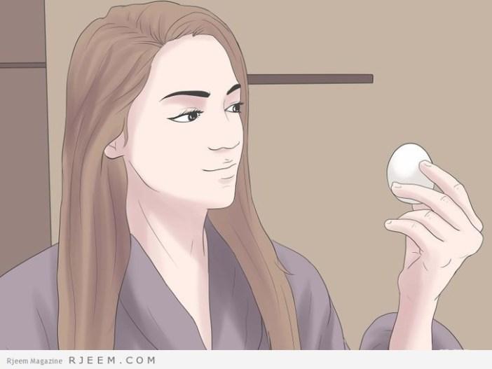 10 وصفات طبيعية لتطويل الشعر