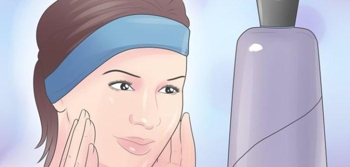 16 خطوة للعناية بالبشرة