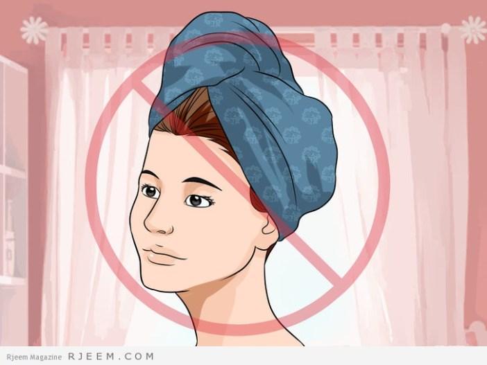 11 طريقة للعناية بالشعر الدهني