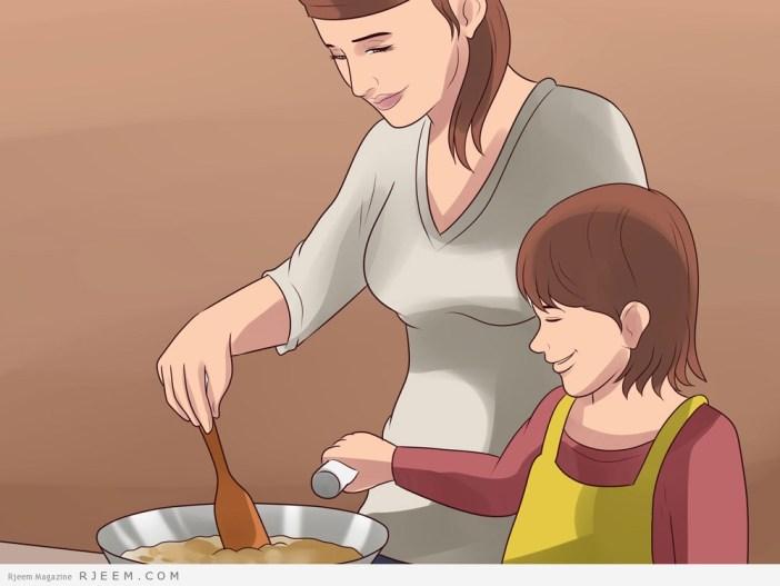 6 طرق فنية للتعامل مع الاطفال