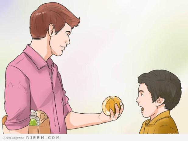 8 طرق لتكون الاب المثالي
