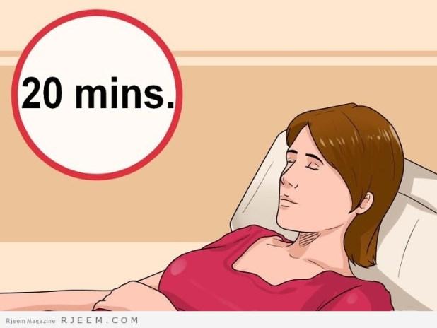 5 عادات تسبب الارهاق والتعب