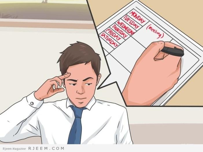 9 طرق للتخلص من ضغط العمل