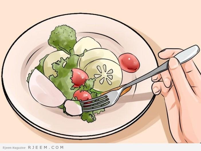 6 طرق للتغذية الصحية والسليمة