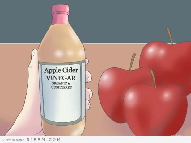 خل التفاح للتخسيس