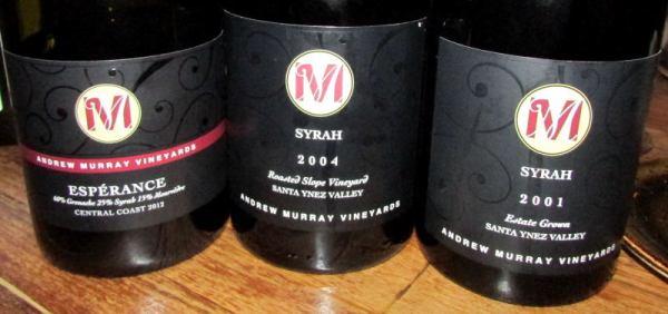 Andrew Murray wines