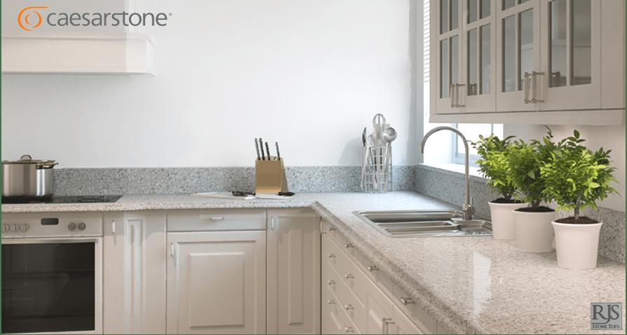 Quartz Coarian Granite Ceasarstone Countertops For
