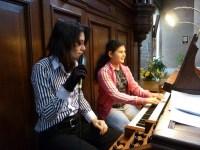jonge organiste