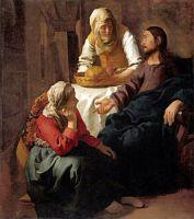 schilderij van Johannes Vermeer