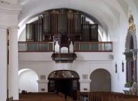 front orgel  Vukovar