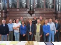 harmoniumdag organisten
