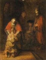 Rembrandt lichtert