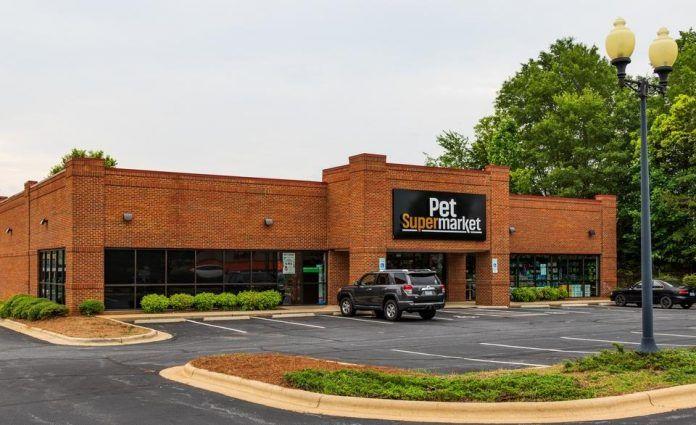 Grand Openings Pet Supermarket, Merill Lynch  Burke Antiques