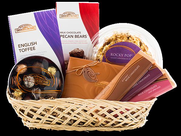 Rocky Mountain Chocolate Factory Decadence Basket