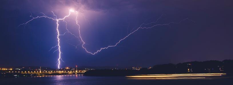What is upward lightning? Royal Meteorological Society