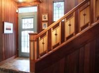 Craftsman Stair Railing