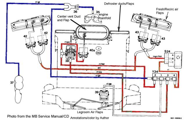 450sl Vacuum Diagram Heater Wiring Diagram