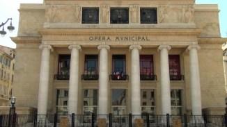 Façade Opéra de Marseille (c) DVDM