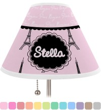 Paris & Eiffel Tower Lamp Shade - Medium (Personalized ...