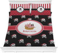 Pirate Comforter Set - Full / Queen (Personalized ...