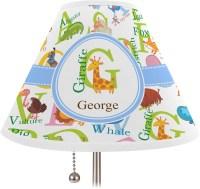 Animal Alphabet Lamp Shade - Large (Personalized) - You ...