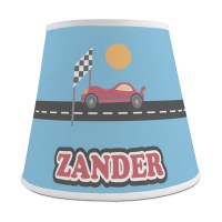 Race Car Empire Lamp Shade (Personalized) - YouCustomizeIt