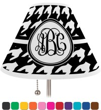 Houndstooth Empire Lamp Shade (Personalized) - You ...