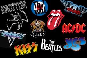 Classic Rock Logos