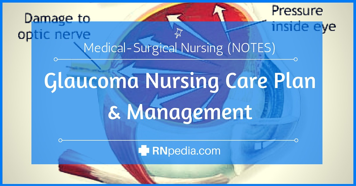 Glaucoma Nursing Care Plan  Management - RNpedia