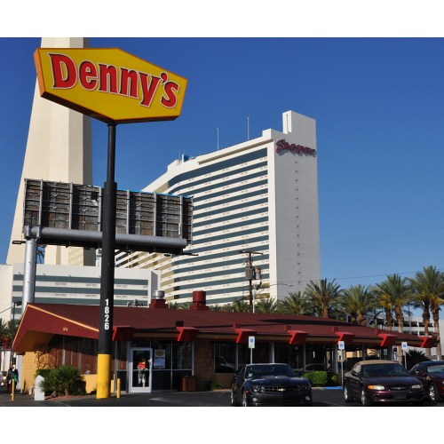 Medium Crop Of Dennys Las Vegas