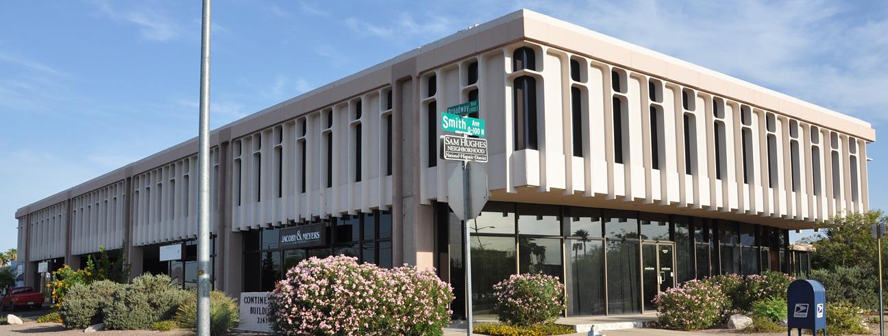 Arizona Mid-Century Modern Office Buildings RoadsideArchitecture