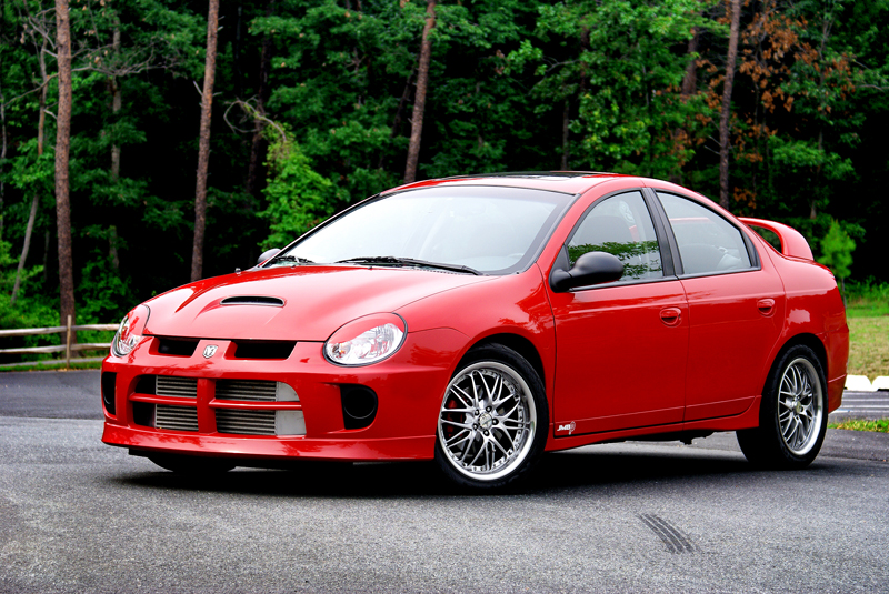 DODGE NEON SRT - Review and photos