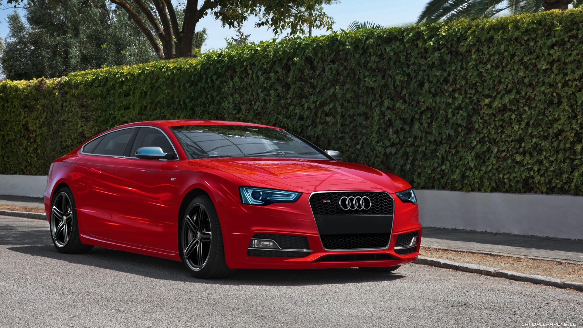 Audi Black Cars Wallpapers Audi S5