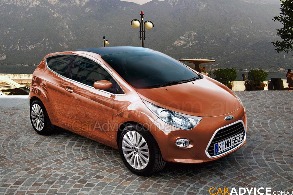 FORD KA - Review and photos