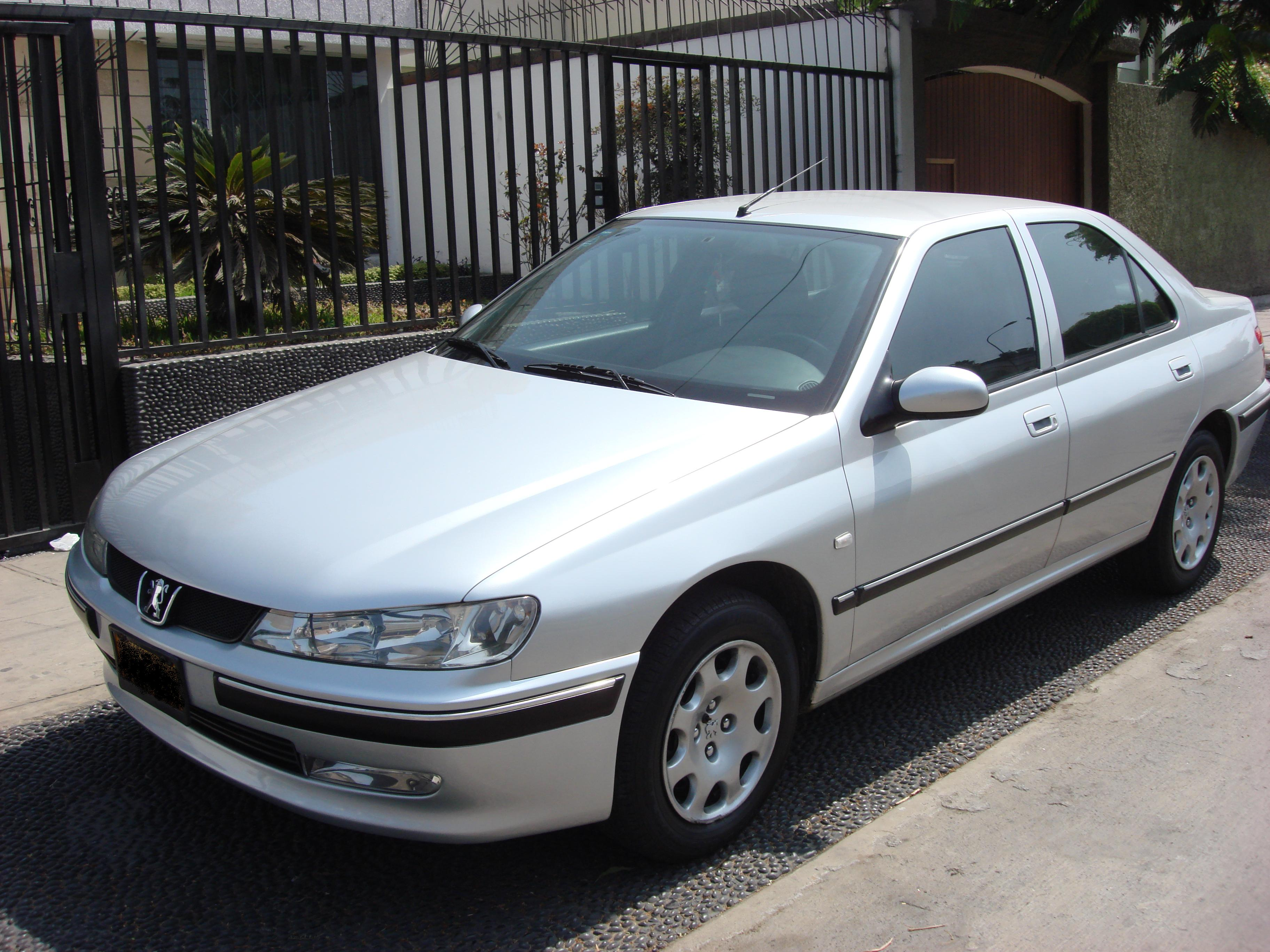 Peugeot 406 Review And Photos