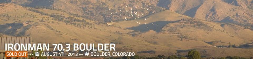 IM Boulder 2013 - Header