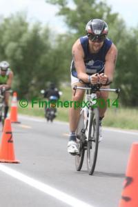 IM Boulder 70.3 - Bike 8