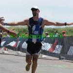 IM Boulder 70.3 - Finish 2
