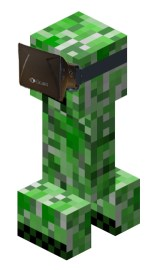 oculus rift creeper minecraft