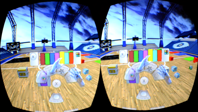 oculus rift playground dave buchhofer virtual reality interface ui