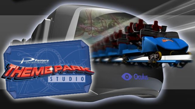 oculus rift theme park studio virtual reality