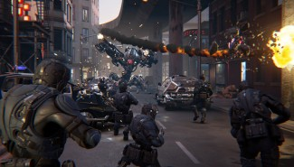 'Showdown', one of Epic's VR tech demos build on Unreal Engine